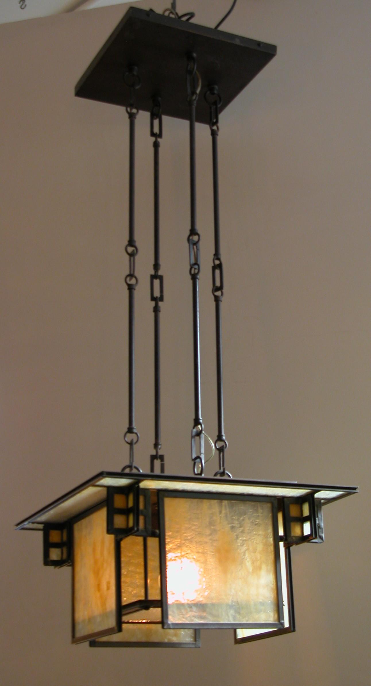 Custom Lighting Browns Lamp 1616H