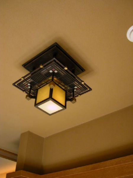 Custom Lighting Prairie Ceiling Fixture