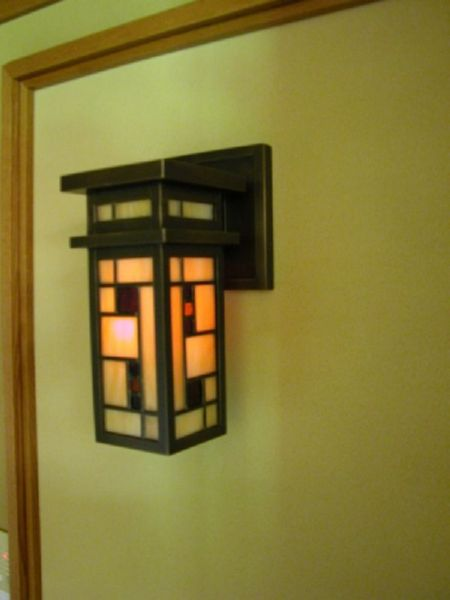 Custom Lighting Prairie Sconce