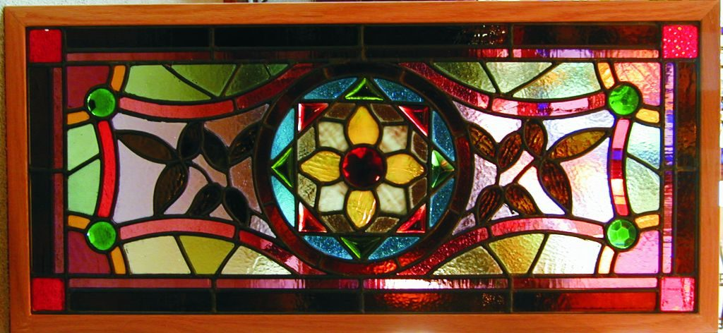 Stained Glass Window Restoration 1