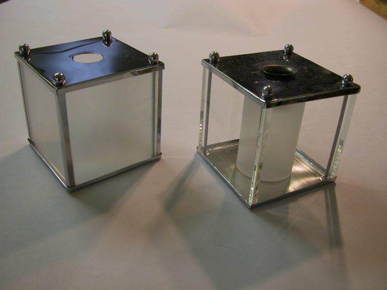 Custom Lighitng Cube Diffusers