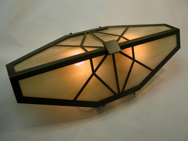 Custom Lighting Commercial Sconce