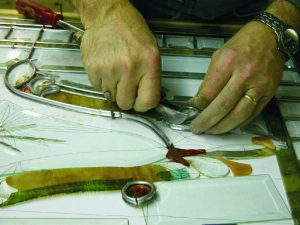 Leaded Glass Construction
